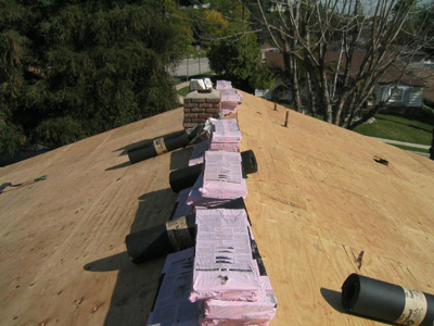 Roofing - Process